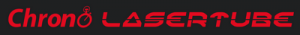 Logo Chrono Lasertube inversé